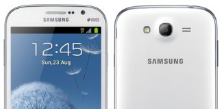 Samsung Galaxy Grand lite GT-I9060