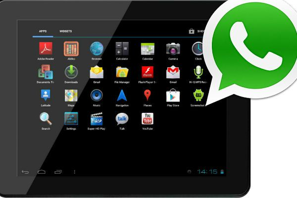 How to Download and Install WhatsApp Messenger for Tablets