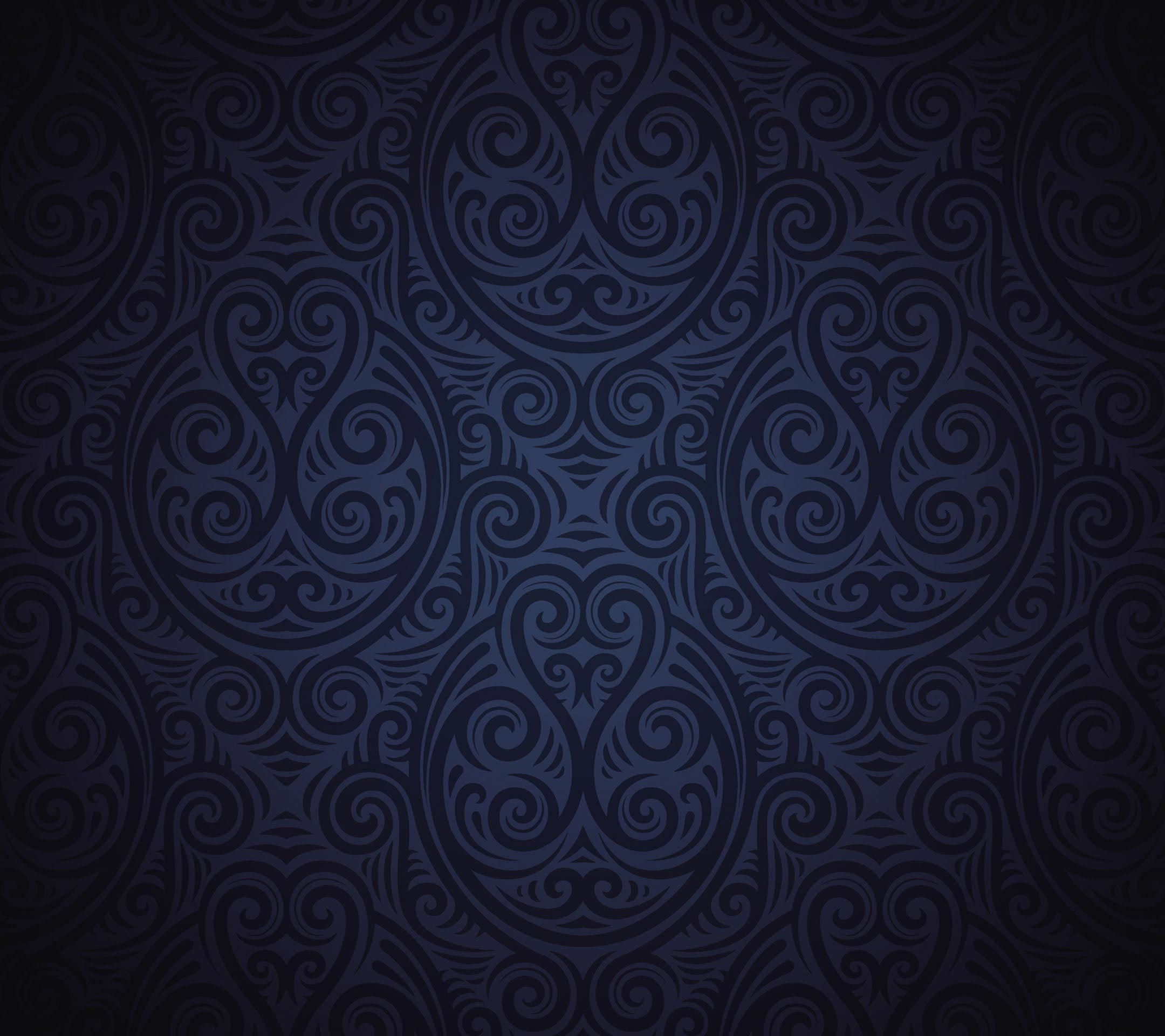 blue-pattern-hd-xperia-z2-wallpaper