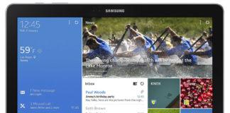 Samsung Galaxy Tab Pro 12.2 in Black