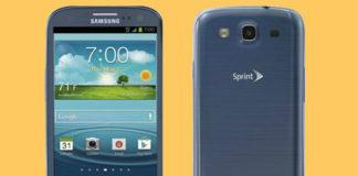 Sprint Galaxy S3 KitKat Update