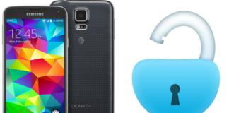 AT&T Galaxy S5 Unlock