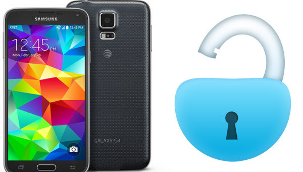 How To Unlock The AT&T Samsung Galaxy S5