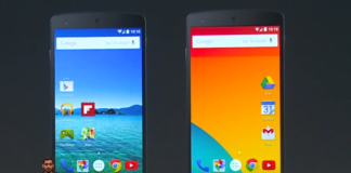 Android L Developer Preview for Nexus 5 and Nexus 7