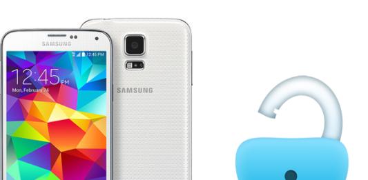 unlocking t-mobile galaxy s5