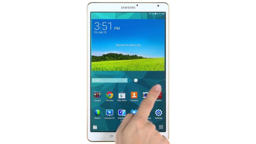 Galaxy-tab-S-wifi-sm-t700-android-5-0-2-update