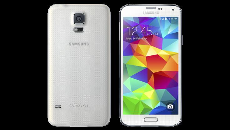 Galaxy S5 SM-G900F root